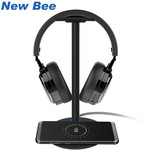 New Bee 2 in 1 Headphone Stand and Qi Wireless Charger $12.52 US (~$17.33 AU) Delivered @ AliExpress New Bee