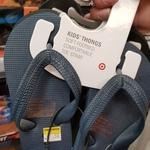 Kids Thongs @ Target Glen Waverley $0.50 (Was $4)