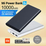 Xiaomi Mi Power Bank 2s 10000mAh $19.17, Xiaomi Power Bank 20000mAh 2C $28.70 Shipped @ Nice Lena eBay