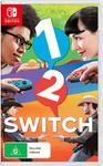 [Switch] 1-2-Switch $30 + Delivery (Free with Prime/ $49 Spend) @ Amazon AU