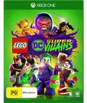 [PS4, XB1, Switch] LEGO DC Supervillains $46.55 (With 5% Wicked Wednesday Code) @ JB Hi-Fi