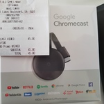 Google Chromecast 3 $45 (Normally $59) @ EB Games (in-Store Only)