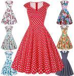 Girls Dresses AU $10.91 to AU $17.69, Women's Retro Vintage Dresses & Trouser AU $10.50 to AU $19.66 Delivered @ Grace Karin