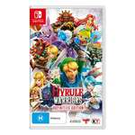 [Switch] Hyrule Warriors: Definitive Edition $30 (Free C&C) @ Target