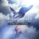 [PS4] Free - Ace Combat 7 PlayStation 4 Dynamic Theme