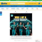 Win 1 of 2 Signed Brisbane Heat WBBL Jerseys from Betta