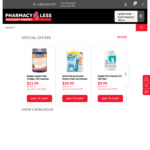 Rexona Clinical Protection $6.49 (Was $12.99) @ Pharmacy 4 Less (In-Store)