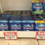 [QLD] Finish Dishwasher Tablets - Classic 68pk / Super Power 63pk - $10 @ Healthyworld Pharmacy Garden City Upper (Westfield)