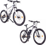 Prague Electric Mountain Bike [WHITE ONLY] 10% off $1079.10 Free Shipping @ Leon Cycle