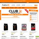 25% off Club Z / 20% off Non-Club Z - Store-Wide @ Amino Z