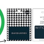 10% Bonus for David Jones, Country Road or Witchery Gift Card @ Woolworths