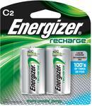 [Prime] Energizer Recharge Battery C2, 2 Pack $5.95 Delivered @ Amazon US via AU