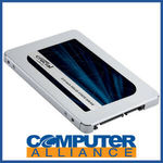 """Crucial MX500 2.5"""" 1TB SSD $143.10 + Delivery (Free with eBay Plus) @ Computer Alliance eBay"""