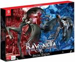 [Prime, Switch] Bayonetta 2 Special Edition $71.96, Mario Tennis Aces $51.20, Fire Emblem Warriors $35.09 Delivered @ Amazon AU