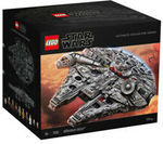 LEGO Millennium Falcon UCS (75192) $831.97 Delivered @ Myer eBay