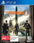[PS4, XB1] The Division 2 $29 + Delivery ($0 with Prime/ $39 Spend) @ Amazon AU
