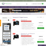 Panasonic Lumix S1 Mirrorless Camera - $2799 + $9.95 Shipping - Save $800 @ Digital Camera Warehouse