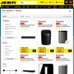 15% off Sonos (Play:1 $192.10) @ JB Hi-Fi