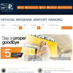 [QLD] 20% off Parking @ Brisbane Airport