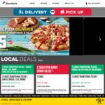 Any Large Value, Traditional or Premium Pizza for $15.00 Delivered @ Domino's