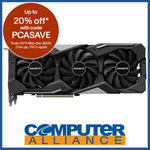 Gigabyte Radeon RX 5700XT 8GB Gaming OC 8GB $639.20 + $15 Shipping ($0 with Plus) @ Computer Alliance eBay