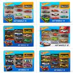 Hot Wheels Cars 10pk $10 (Was $19), 15% off iTunes Gift Cards @ Big W