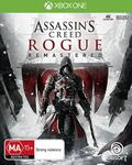 [XB1] Assassin's Creed Rogue Remastered $5 + Delivery ($0 with Prime/ $39 Spend) @ Amazon AU