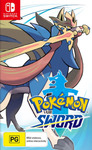 [Switch] Pokemon Sword or Shield $63.71 Delivered @ The Gamesmen eBay