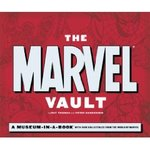 The Marvel Vault:A Museum-in-a-book w/ Rare Collectibles - $28.11 + $13.72 Shipping @ AmazonUK