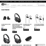 OzBargain Exclusive: 30%-50% off Select MEE Audio Headphones @ MEEaudio.com + Amazon AU