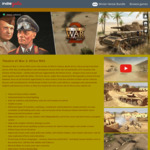 [PC] Free - Theatre of War 2: Africa 1943 @ Indiegala