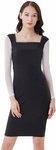 2 Ways to Wear Mini Tops Shrug $6.74 USD (~$10 AUD), Cross Back Irregular Dress $6.99 (~$10 AUD) Delivered @ Kate Kasin