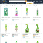 TropiClean Dog/Cat Products up to 50% off + Delivery ($0 with Prime/ $39 Spend) @ Amazon AU