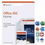 Microsoft Office 365 Home up to 6 People 12 Months Download $109 @ Officeworks