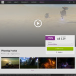 [PC] DRM-free - Phoning Home - $2.29 AUD (normal price on Steam: $27.95 AUD) - GOG