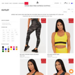 Ryderwear Bodybuilding Gear - up to 30% off Discounted Outlet Stock + Free Shipping