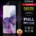 3x Zuslab TPU Screen Protectors for Samsung S9 $5.59, S10 $6.99, S20 $6.99 Delivered @ Zuslab eBay