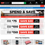 Sitewide 25% off for Automotive Club Members @ Repco
