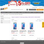 Samsung Galaxy A30S A307G 4GB/128GB Dual Sim - White/ Black/ Green - $284.05 + Free Delivery (Grey Import) @ TobyDeals