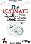 "[eBook] Free: ""The Ultimate Riddles Book: Word Riddles, Brain Teasers, Logic Puzzles, Math Problems, Trick Q"" $0 @ Amazon AU, US"