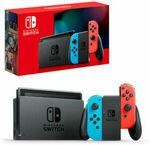 [eBay Plus] Nintendo Switch Pre-Order $409.66 Shipped @ The Gamesmen eBay