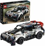 LEGO 42109 Technic App-Controlled Top Gear Rally Car $139.40 Delivered (30% off RRP) @ Amazon AU