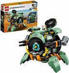 LEGO Overwatch - Wrecking Ball $22.40 + Delivery (Free with Prime/ $39 Spend) - Amazon AU