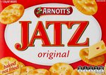 [Back Order] Arnott's Jatz Original Cracker Biscuits, 225 Grams $1.90 + Delivery ($0 with Prime/ $39 Spend) @ Amazon AU