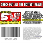 5% off In-Store & Online (Exclusions Apply) @ JB Hi-Fi