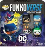 [Back Order] Funkoverse Strategy Game: DC Base Set $29.38 + Delivery (Free with Prime & $49 Spend) @ Amazon US via AU
