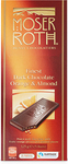 Moser Roth Orange & Almond or Dark Hazelnut Chocolate Block 125g $1.99 (Was $2.99) @ ALDI