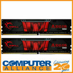 G.Skill Aegis 32GB (2x16gb) 3200MHz CL16 $160.65 Delivered (Paying with Afterpay) @ Computer Alliance eBay