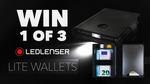 Win 1 of 3 LedLenser Lite Wallets Worth $99.95 from Seven Network
