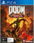 [PC, PS4, XB1] Doom Eternal - $39 @ JB Hi-Fi